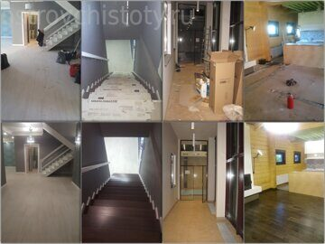 Уборка домов, коттеджей в Уваровке