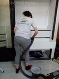 очистка шкафа купе. клинер