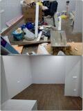 Уборка комнаты после ремонта ул. Олимпийская Видное.